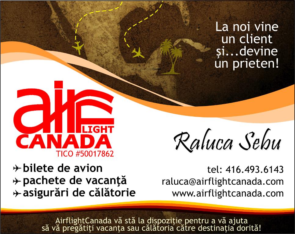 AirflightCanada-RalucsSerbu-CevaRomanesc